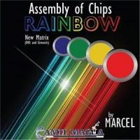 Assembly Colors (DVD and sheets) by Marcel