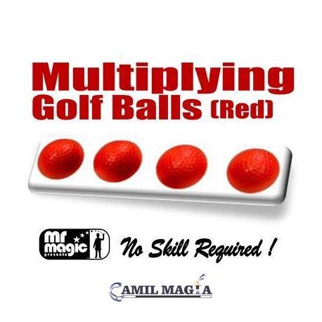 Multiplicacion de Bolas de Golf