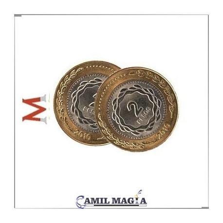 Cascarilla Expandida $2 Magnetizable