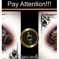 Pay Attention!!! por Gustavo Ripoll