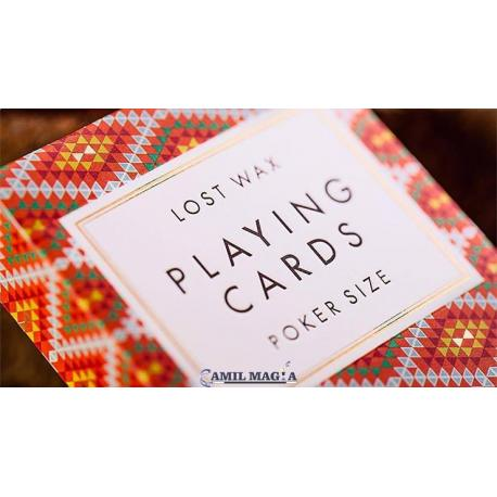 Baraja Lost Wax por Art of Play