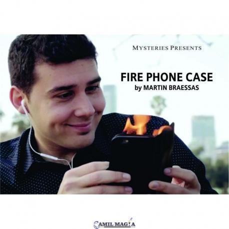 Funda de Fuego Celular por Martin Braessas