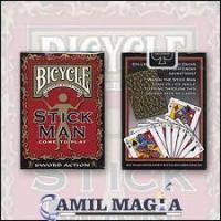 Baraja StickMan (Bicycle)