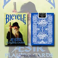 Baraja Aesir Azul (Bicycle)