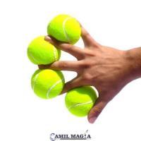 Multiplicación Pelotas de Tenis Esponja (incluye Cascarilla) por Formas Mágicas