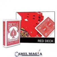 Baraja Roja (Bicycle) por Magic Makers
