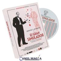 Rene Lavand en El Gran Simulador (DVD)
