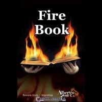 Libro de Fuego por Alberico Magic