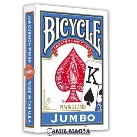 Baraja Común Indice Jumbo (Bicycle)