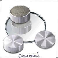 Caja Boston 25c Aluminio con Macizo por Camil Magia