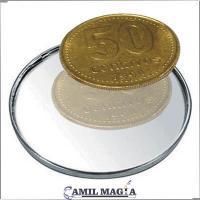 Moneda Doble Cara 50c por Camil Magia