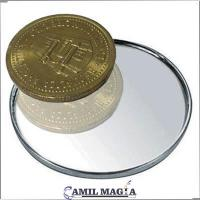 Moneda Doble Dorso 50c por Camil Magia