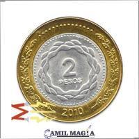 Moneda Magnetizable $2 por Camil Magia