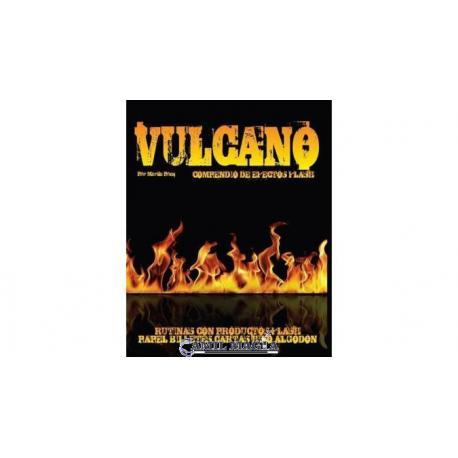 Vulcano por Martin Pons (Libro en Español)