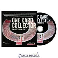 One Card Collector por Card-Shark