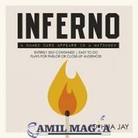 Inferno (DVD + Gimmick) por Joshua Jay y Card Shark