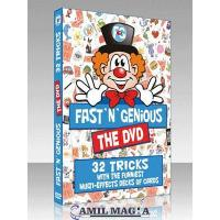 Fast 'N' Genious por So Magic (DVD)