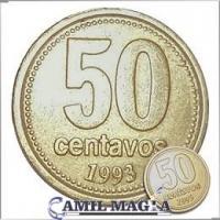 Moneda Jumbo 50c