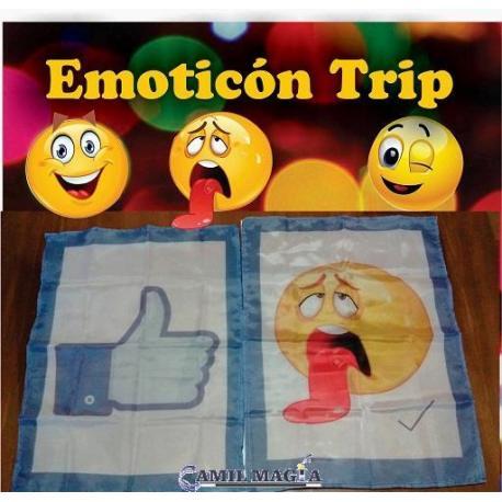 Emoticon Trip por Gustavo Ripool