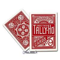 Baraja Tally-Ho Dorso Estrella Roja