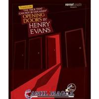 Opening Doors (Set 3 Dvd) by Henry Evans & Vernet Magic